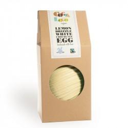 Giant Organic Lemon Drizzle Easter Egg (1.25kg)