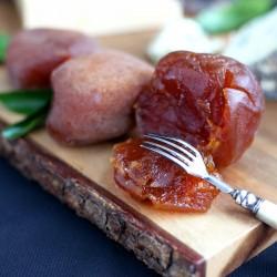 Box of 6 Elvas Peaches | Authentic Portuguese Fruit