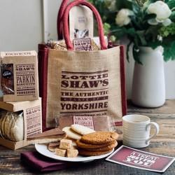 Gift Bag of Treats to Enjoy at Home