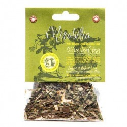 Organic Olive Leaf Tea with Lemon & Wild Mint - double pack