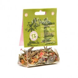 Organic Olive Leaf Tea with Organic Pomegranate - double pack