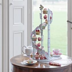 Spiral Cupcake Stand