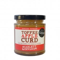 Toffee Apple Curd