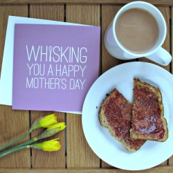 Whisking You A Happy Mother's Day Card