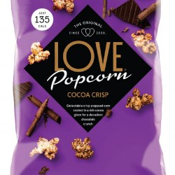 Cocoa Crisp Popcorn - case