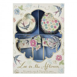 Love in the Afternoon Cupcake Kit