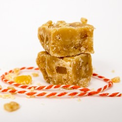 Handmade Ginger Fudge