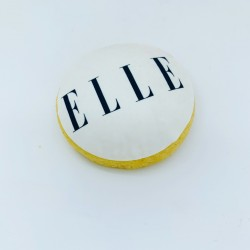 Branded or Personalised Iced Logo Pure Butter Shortbread | Box of 20