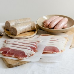 Traditional Cornish Breakfast Pork Hamper