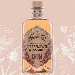 Hand Harvested Elderflower and Jasmine Gin (50cl)