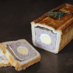 Pork & Egg Gala