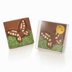 Two Butterfly Chocolate Bars