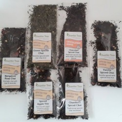 Spiced Chai Loose Leaf Tea Sample Collection