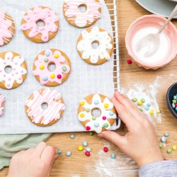 Doughnut Biscuit Baking and Craft Kit