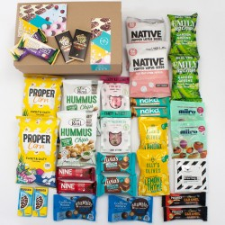Gluten Free Healthy Snack Selection Box