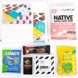 Gluten Free Healthy Snack Selection Box mini