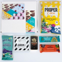 Healthy Snack Selection Box mini