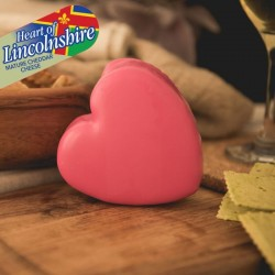 """Heart of Lincolnshire"" Mature Cheddar (200g)"