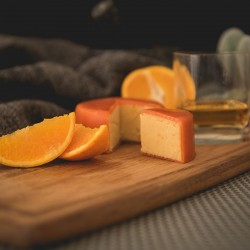 Nibble Nose Orange & Whisky Cheddar (200g)