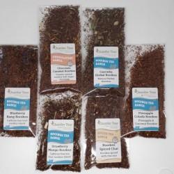 Rooibos Loose Leaf Tea Sample Collection