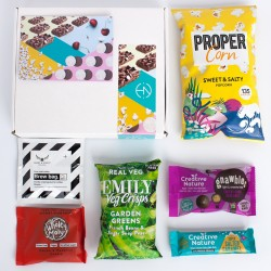 Vegan Snack Selection Box Mini