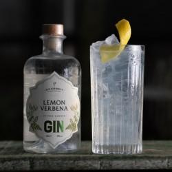 Organic Hand-Harvested Lemon Verbena Gin (50cl)