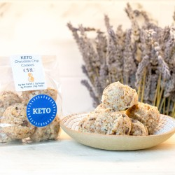 Raw Keto Chocolate Chip Macaroons