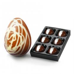 The Caramel Easter Egg Combo