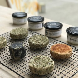 Herbs de Provence - Cashew semi-soft vegan cheese