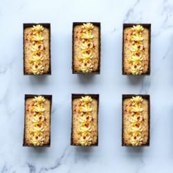 Lemon Cakes Box of 6 - Gluten Free & Vegan