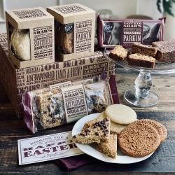 Happy Easter Baked Treat Box
