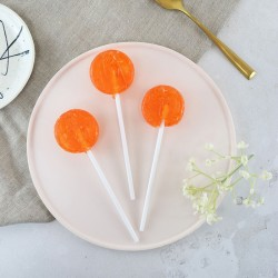 Alcoholic Passion Fruit Mojito Lollipops (Pack of 5)