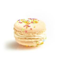 Birthday Cake Macaron Box ( not gluten free)