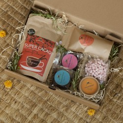 Chocolate Treats Hamper (Vegan and Gluten free)