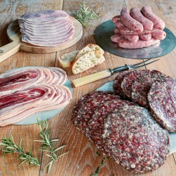 Dorset Family Meat Box