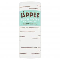 TAPPED 100% Pure Organic Birch Water
