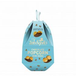 Chocolate Popcorn Mini Eggs Gift Boxes x 2