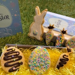 Easter Luxury Biscuit Box