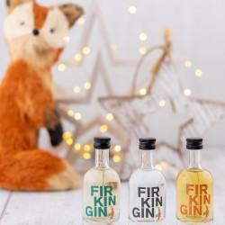 Firkin Gin Miniature Gift Set 3x50ml