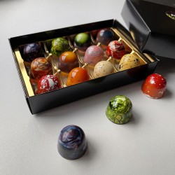 The Chocolatiers Collection Box
