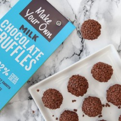 Milk Chocolate Truffle Kit