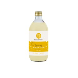 X4 550ML Sparkling Ginger + Lemon Water Kefir