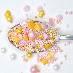 Twinkle Pink Sprinkles