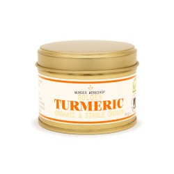 Organic Golden Turmeric Powder - 3 jars