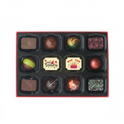 Happy Birthday - A Bit of Everything Selection Chocolate Box