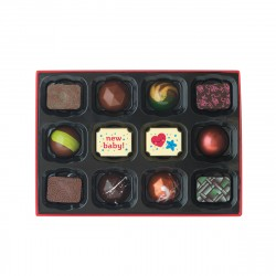 New Baby A Bit of Everything Selection Chocolate Box