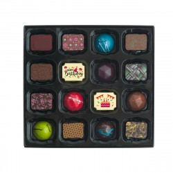 Happy Birthday - House Selection Chocolate Box