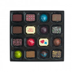 New Baby House Selection Chocolate Box