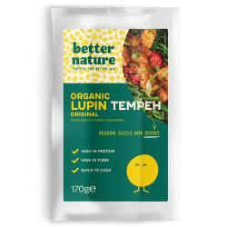 Organic Vegan Meat | Lupin Tempeh (Pack of 4)