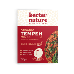 Organic Tempeh Mince by Better Nature